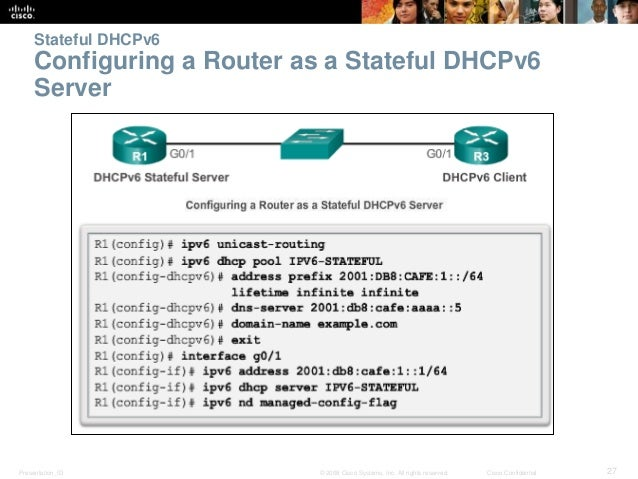 Chapter 10 dhcp for Show dhcp pool cisco switch