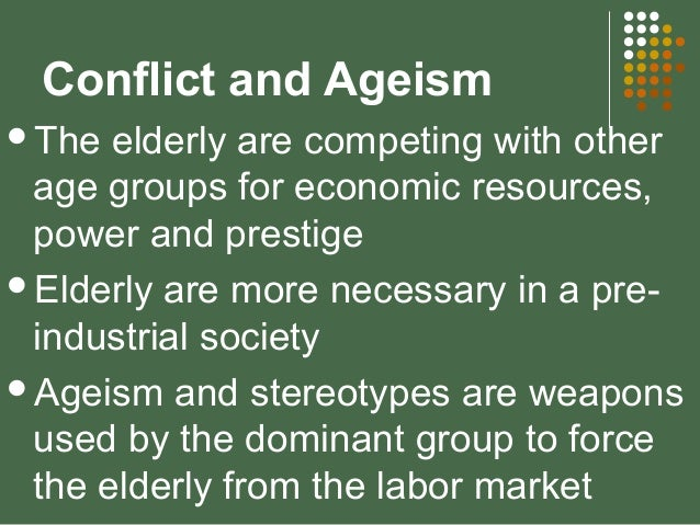 functionalists on age inequality It will help to inform your disciplinary teaching of social inequality across the social sciences and it will provide a solid basis explaining age-based.