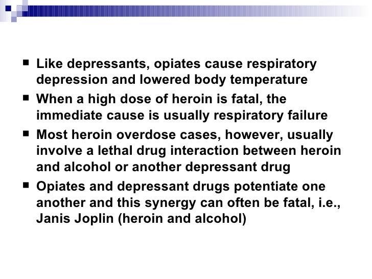 Chapter 10 Opiates