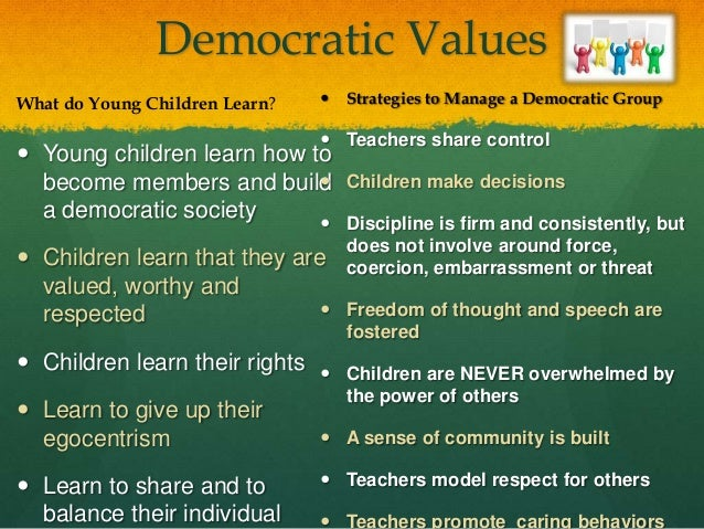 How Can Build Democratic Community In Classroom
