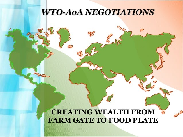 Chapter 10 be wto_agriculture Slide 3