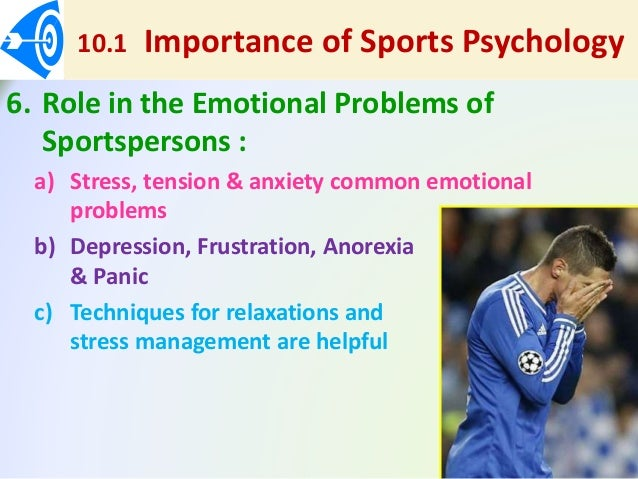 Why are Psychological Skills Important for Athletes?