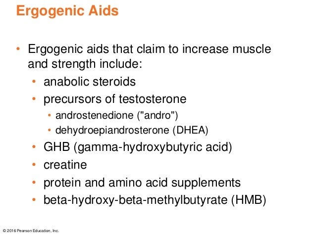 ergogenic aids Many of the foods you have access to can be used as ergogenic aids here is a  list of some ergogenic foods and their performance perks.