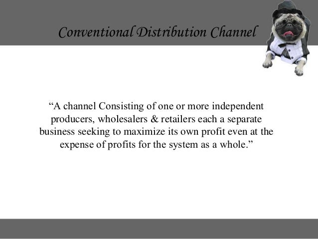 analyzing the distribution network of consumer The distribution channel was selected by analyzing all influencing factors the  research  figure 3 marketing channels for consumer products.