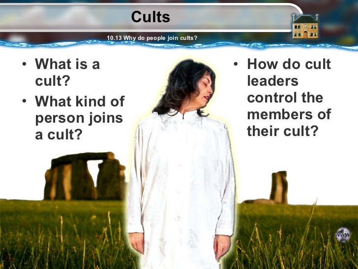 social psychology and cults essay Essay on social psychology and cults - a cult is defined as a social group or a social movement under one charismatic leader it maintains a belief system, which includes a transformation of a group member.