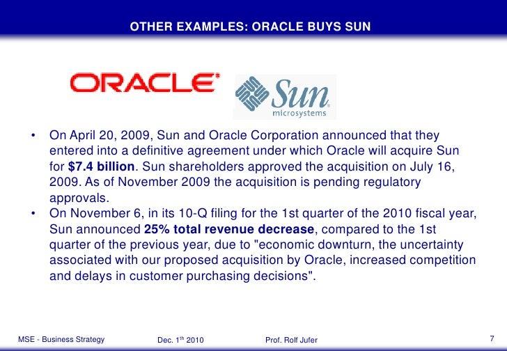 Oracle Buys Sun | Autos Post