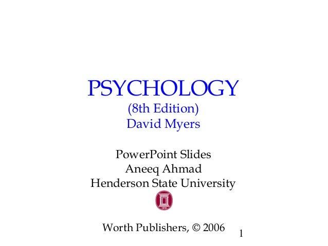 Psychology Index - WikiNotes