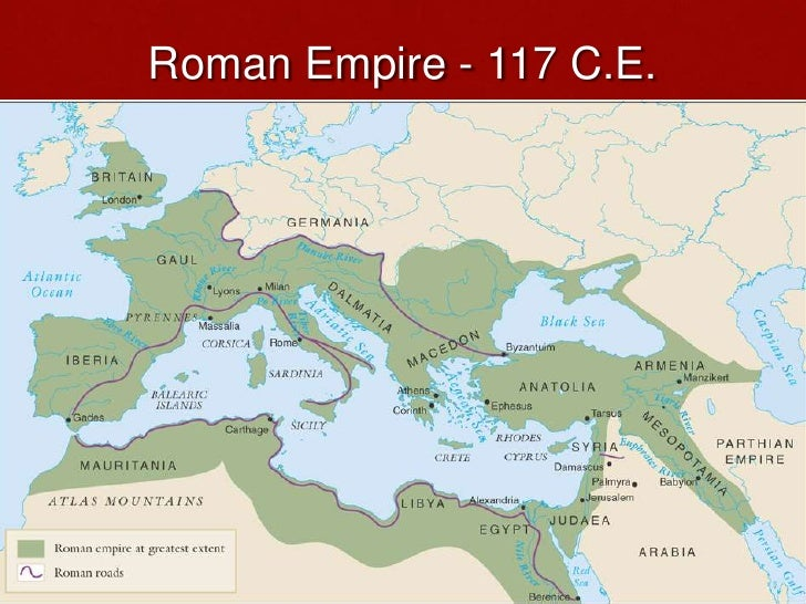 Roman Empire Natural Resources