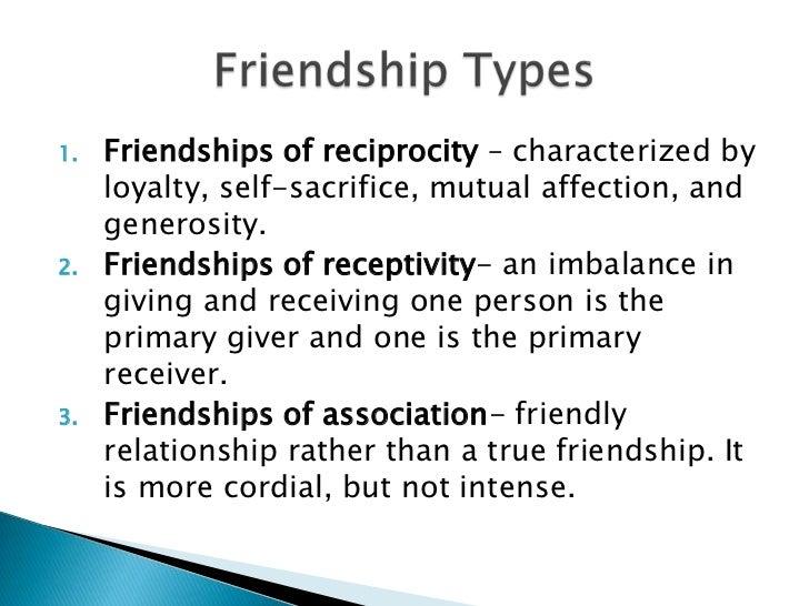 friendship reciprocity