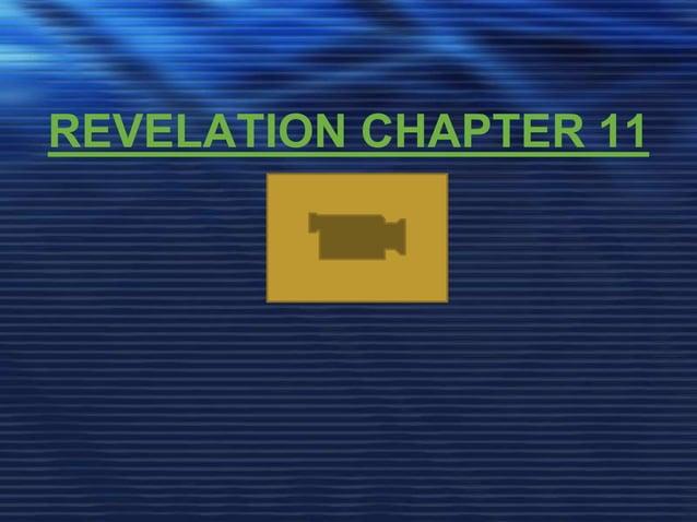 REVELATION CHAPTER 11