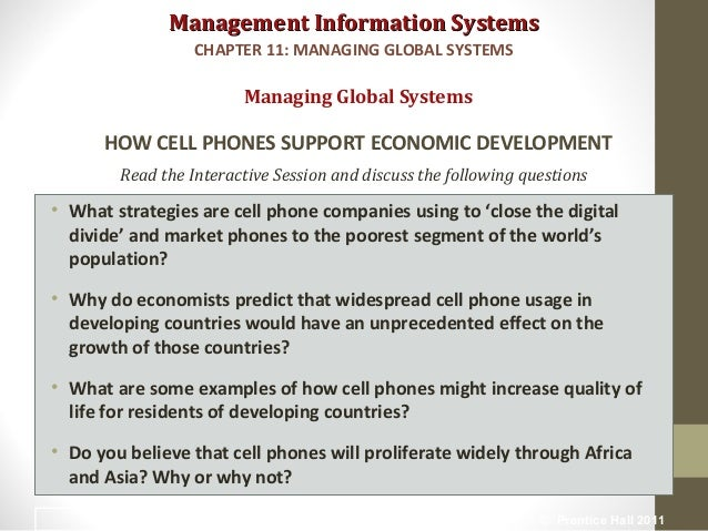 do you believe that cell phones will proliferate widely through africa and asia Transcript of mis - global digital divide can cell phone close the global digital divide  what are some examples of how cell phones might increase quality of life for residents of.