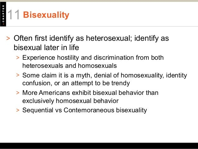 Sequential bisexual