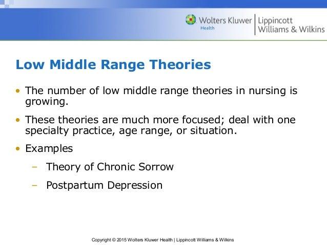 3 Theory of chronic sorrow