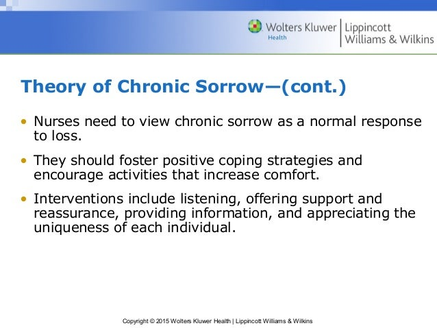 theory of chronic sorrow Theory - copy - download as pdf file (pdf), text file (txt) or read online.