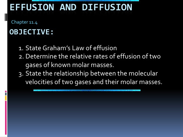 relation between shape and diffusion rate The membrane acts as a barrier to passive diffusion of water the rate of diffusion the permeability of molecules through a cell membrane can be well.