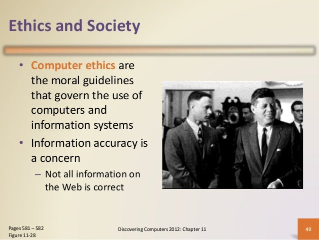 copyright and privacy with computer ethic Discuss the primary privacy issues of accuracy discuss computer ethics including copyright law privacy, security, and ethics.