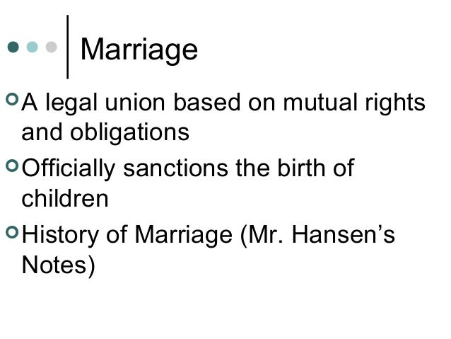 sociology of marriage and family The relationship between marriage and family is an interesting topic of study to  sociologists what is marriage different people define it in different ways.