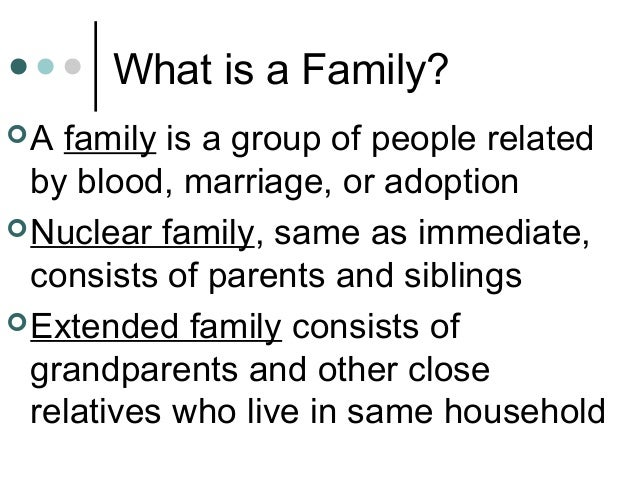 marriage and families chapter 4 Chapter 4 marriage & the family focus on 3 issues:  idea of men's ability to support family as being important in marriageability see table 43:  – a free powerpoint ppt presentation (displayed as a flash slide show) on powershowcom - id: b8f3c-zdc1z.