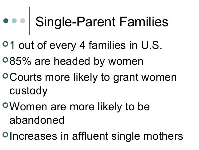 Marriage, Parenthood, and Public Policy