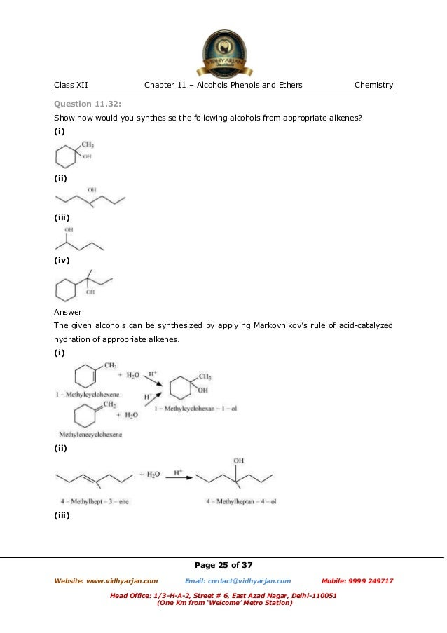 phenol synthesise Understanding phenols and aryl halides another example of a reaction involving phenol is synthesis of aryl ethers in the presence of a base.