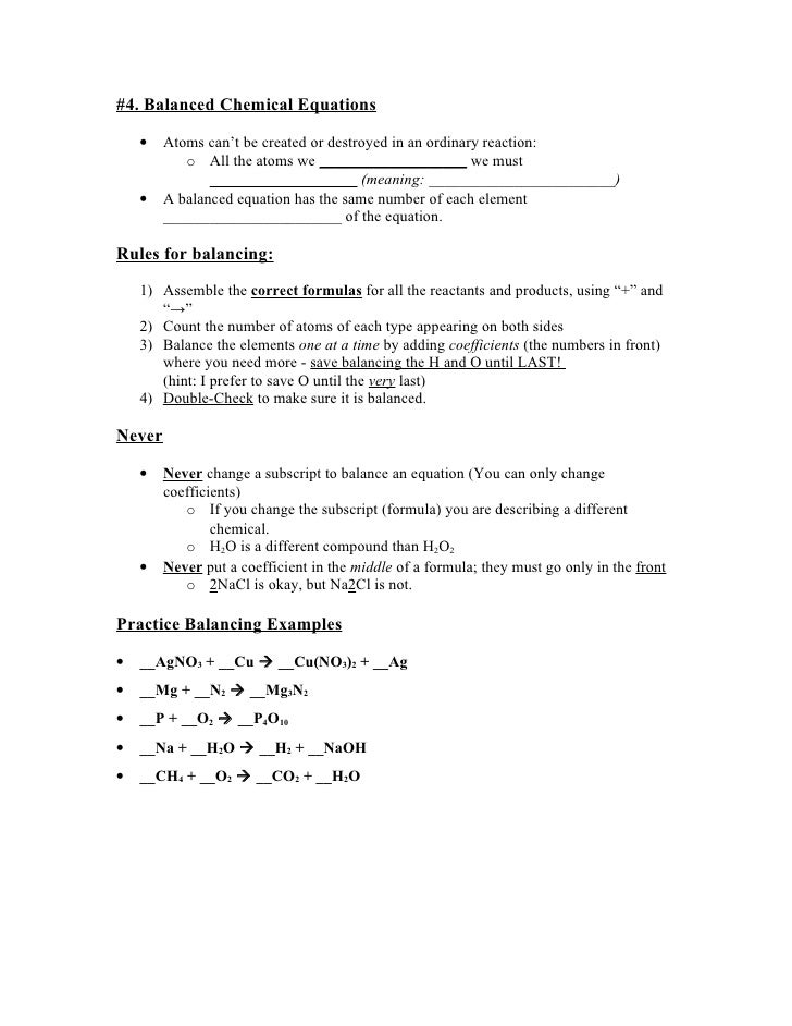 chapter 11 chemical reactions section 11.3 answer key