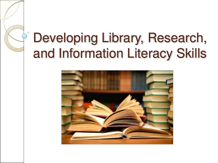 study skills and infomation literacy for National content standards, state standards, and information literacy skills terminology may vary a case study ypsilanti, mi: loex news, (29)2–3, 3-12-13.