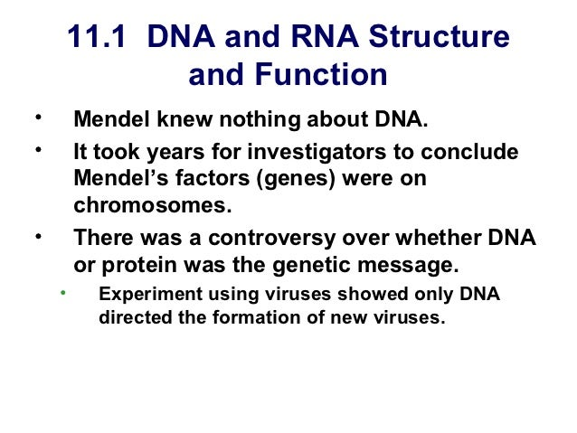 Chapter 11 dna biology & technology