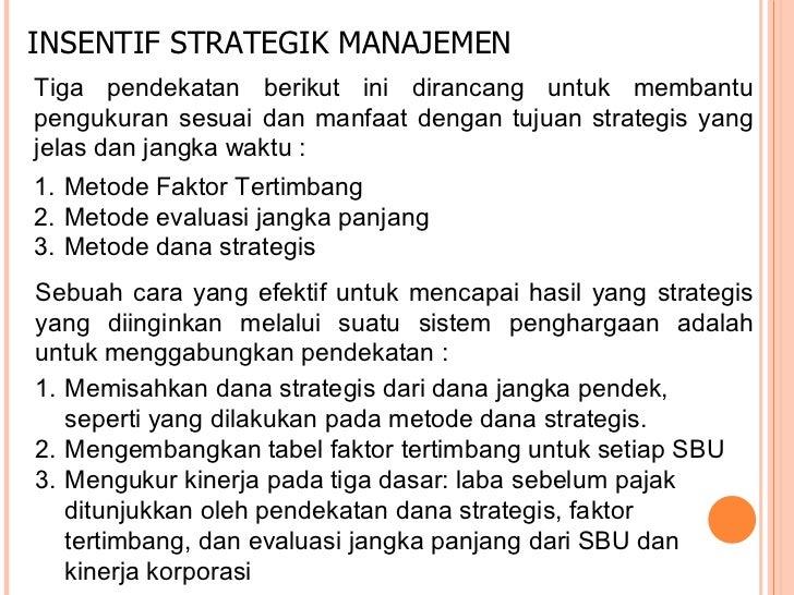Chapter 11 Evaluasi Dan Pengawasan