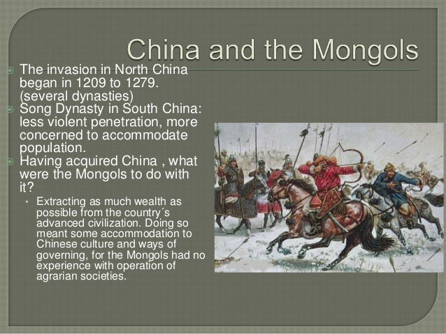 """the history of the mongol empire and their violent behavior In his recent book global crisis: war, climate change & catastrophe in the seventeenth century, geoffrey parker states: """"although climate change can and does produce human catastrophe, few historians include the weather in their analyses""""."""
