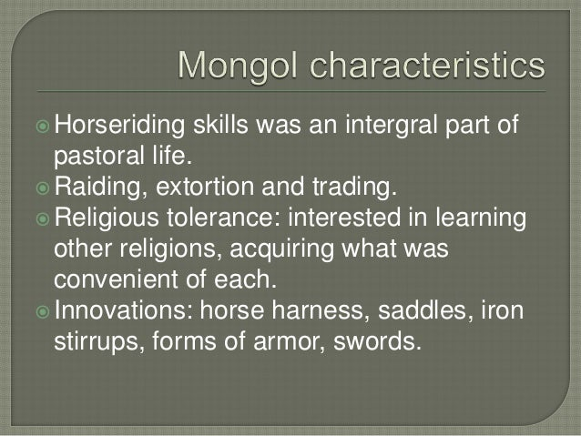 Chapter 11 Mongol Monument Empire - Ways of the World AP