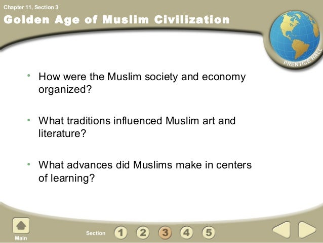 Chapter 11 powerpoint ph chapter 11 section golden age of muslim civilization publicscrutiny Gallery