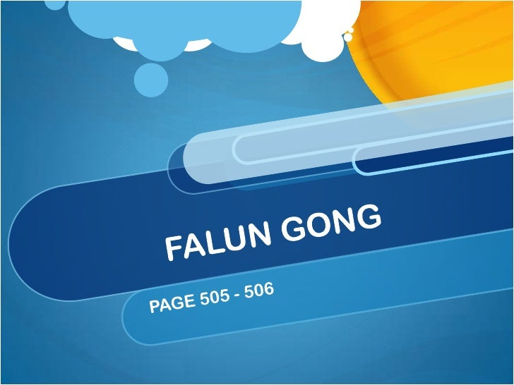 alternative religions scientology falun gong In the west, over a thousand awards have been goven to falun dafa  and its founder the founderis a four time nobel peace prize.
