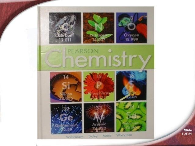 chemistry  Slide 1 of 21