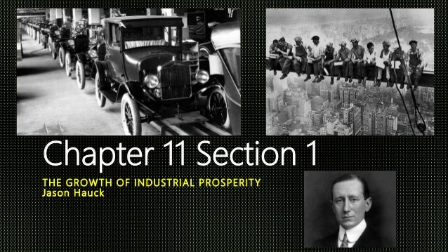 Chapter 11 section 1 power point