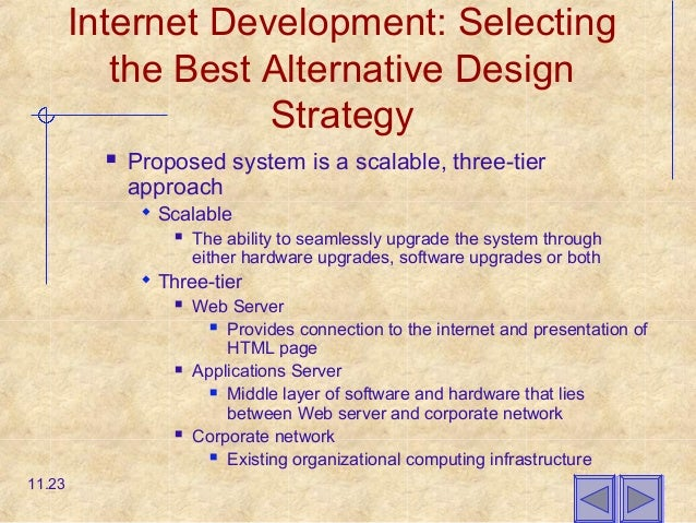 selecting development approach • understanding and selecting evaluation models and approaches • understanding and selecting evaluation designs underlying the program's development and.