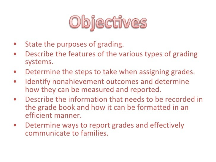 what is the significance of grading What are rubrics and why are they important the word rubric comes from the latin word for red  the online merriam-webster dictionary lists the first meaning of rubric as an authoritative rule and the fourth meaning as a guide listing specific criteria for grading or scoring academic papers, projects, or tests.