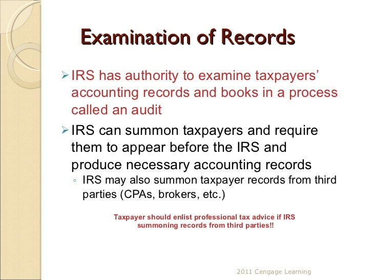 Who is most likely to be audited?