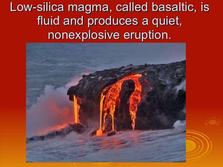 Chapter 12 Volcanoes