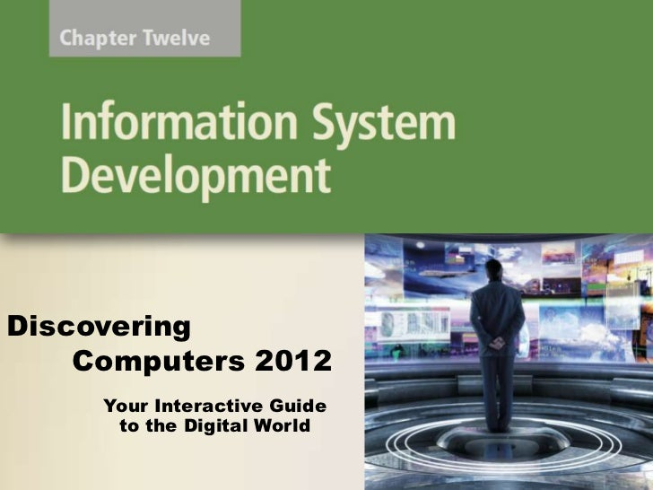 Discovering    Computers 2012     Your Interactive Guide      to the Digital World