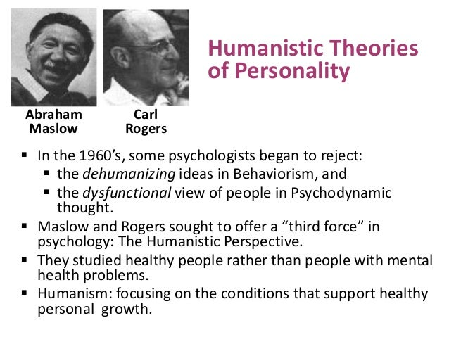 the personality theories of freud jung rogers and maslow Free essay: personality theories table of contents freud jung adler rogers maslow humanistic strengths and weakness psychodynamic strengths and weakness some.