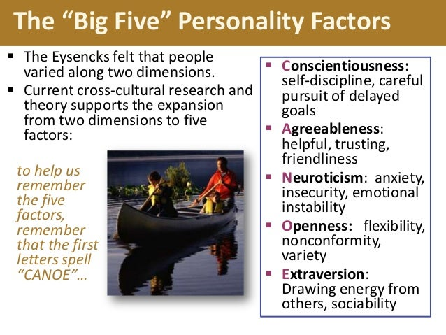 big five personality test I am working on a project where i need to know the persoanlity of the user based  on big five factor model or the myers briggs type indicator i need questions.