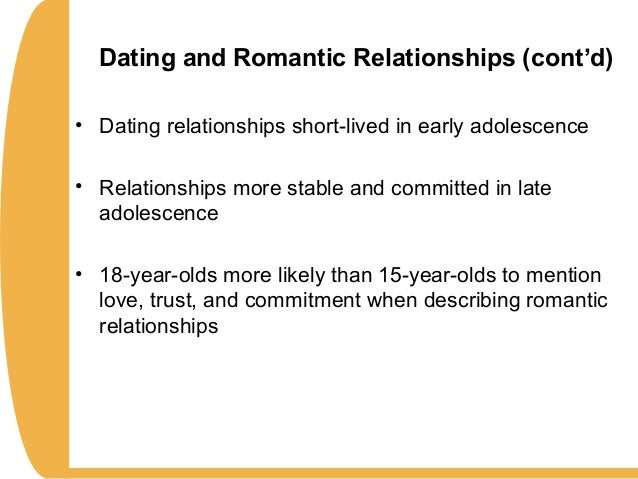 early dating is related to drug use delinquency and poor academic achievement
