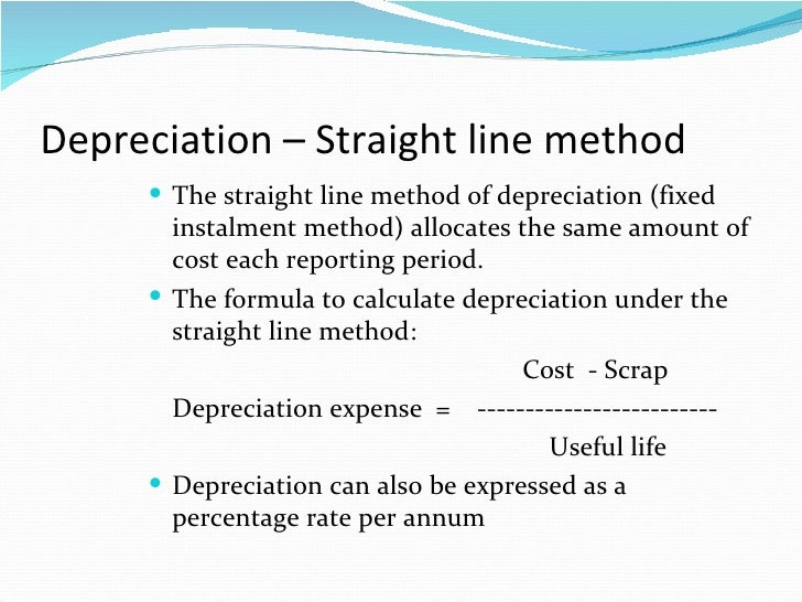 Chapter 12 Amp 14 Depreciation Of Non Current Assets Clc