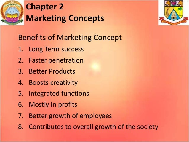 limitations of marketing concept pdf