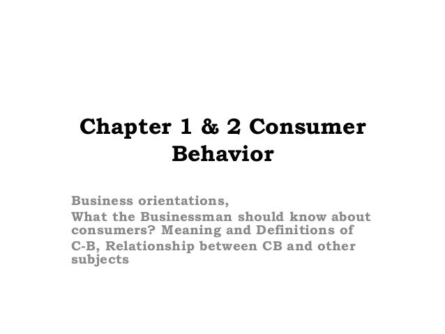 "an introduction to consumer behaviour My whats app : +91-8398957646 project report on consumer buying behaviour - introduction  the job of marketer is to meet and satisfy target customers needs and wants but ""knowing customer is not a simple task."