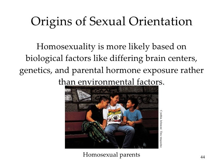 Sexual orientation ap psychology free
