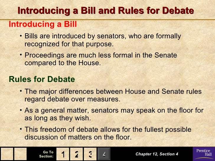 Chapter 12 government powerpoint