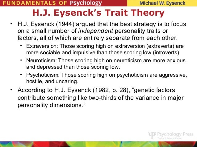 eysenck cattell Cattell and eysenck 1 alfonso alfaro psy 330 theories of personality (cattell and eysenck) dr brandy blount february 20, 2010 cattell and eysenck 2.