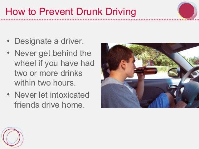 Drunk Drivers