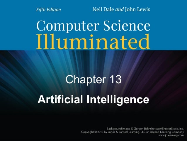 Chapter 13 Artificial Intelligence